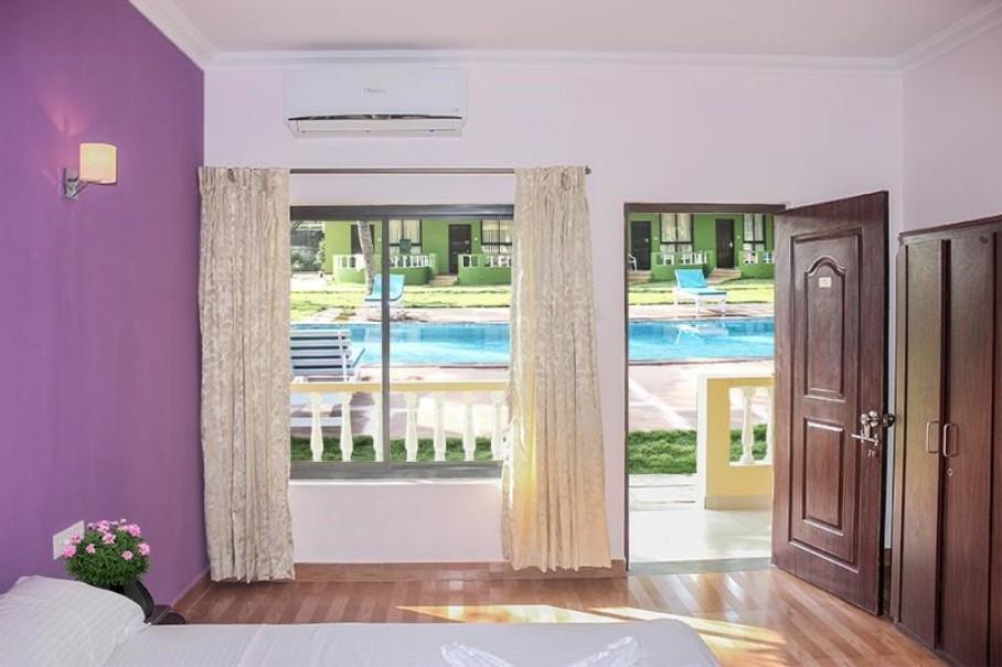 Hotel Morjim Coco Palms Resort (fotografie 6)