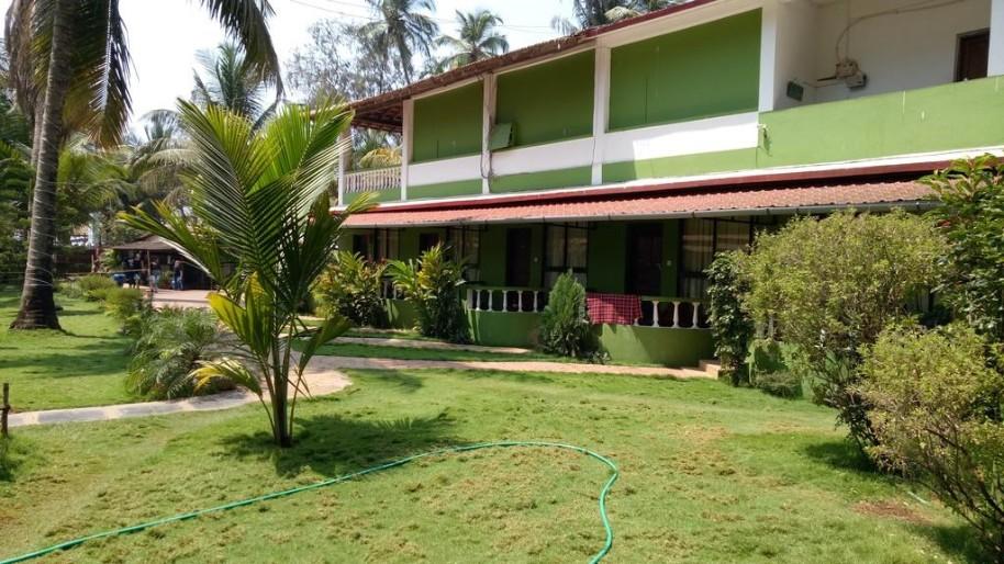 Hotel Morjim Coco Palms Resort (fotografie 9)