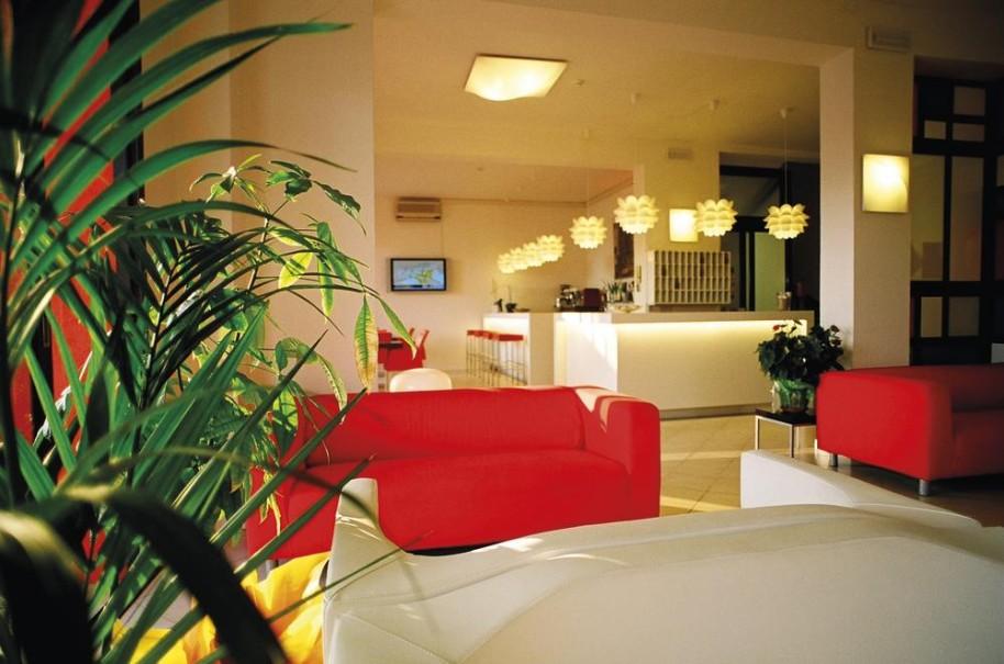 Hotel Gran San Bernardo (fotografie 2)