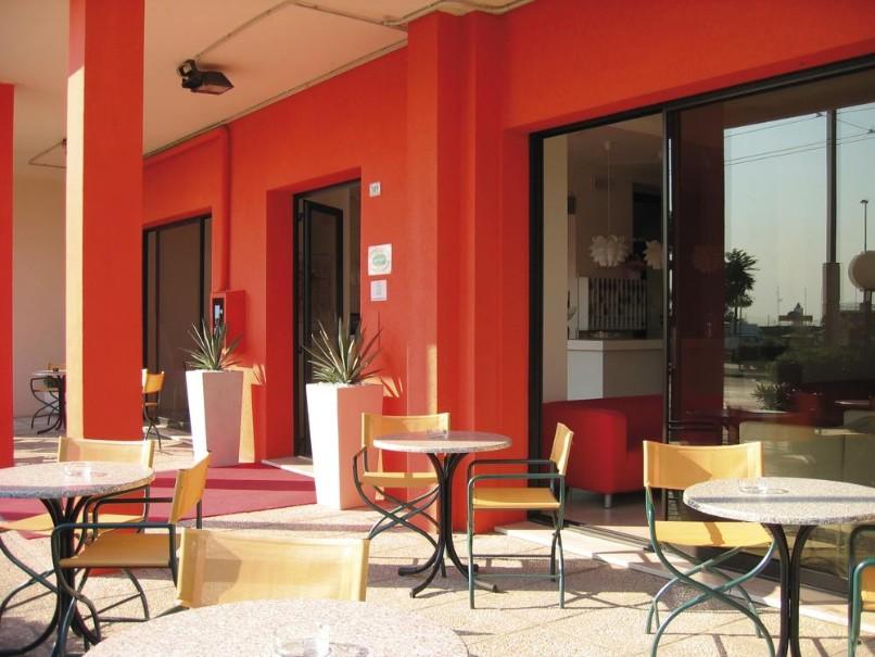 Hotel Gran San Bernardo (fotografie 4)