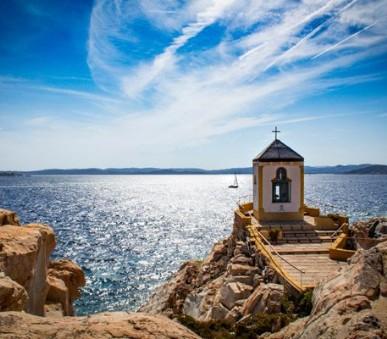 Krásy Sardinie - Hotel Esse Posada