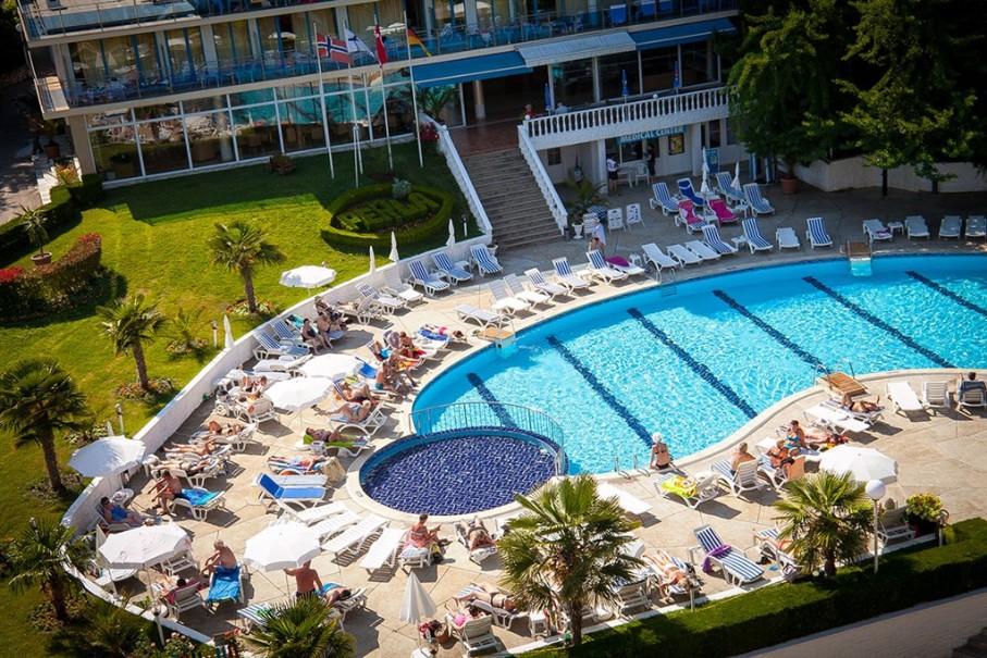 Hotel Perla Zlaté Písky (fotografie 11)