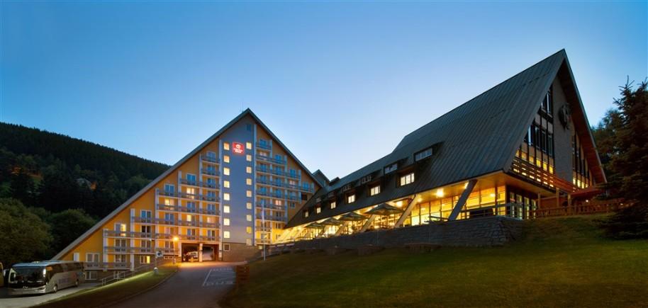 Clarion Hotel Špindlerův Mlýn (fotografie 1)