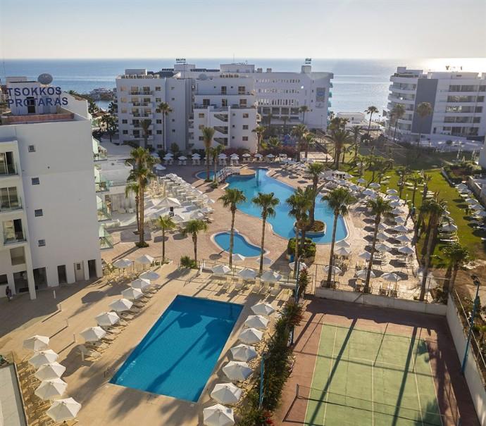 Hotel Tsokkos Beach (fotografie 19)
