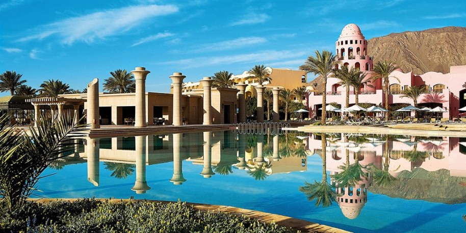 Hotel Mosaique Beach Resort Taba Heights (fotografie 1)