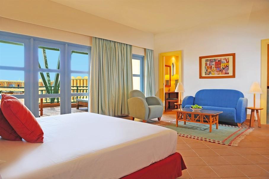 Hotel Strand Taba Heights Beach & Golf Resort (fotografie 2)