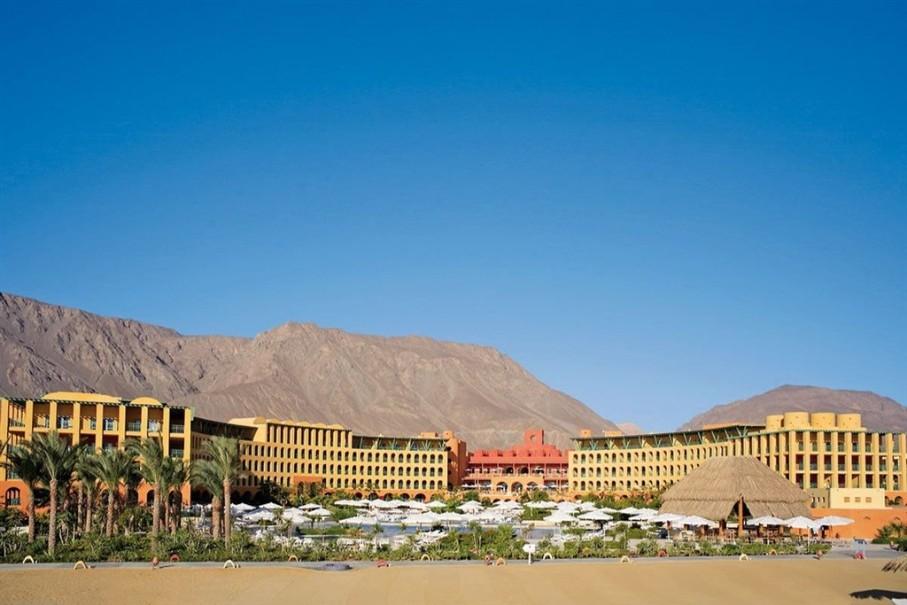 Hotel Strand Taba Heights Beach & Golf Resort (fotografie 12)