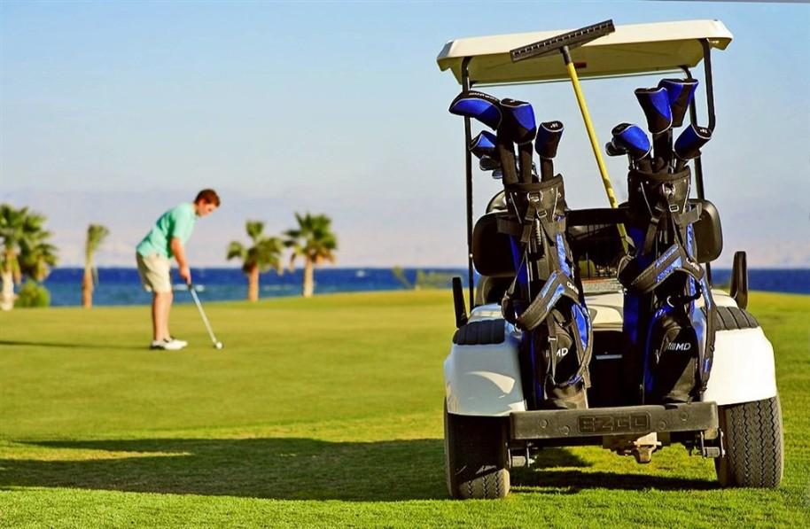 Hotel Strand Taba Heights Beach & Golf Resort (fotografie 18)