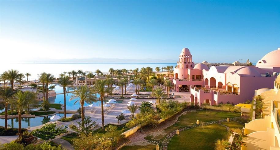 Hotel Mosaique Beach Resort Taba Heights (fotografie 6)