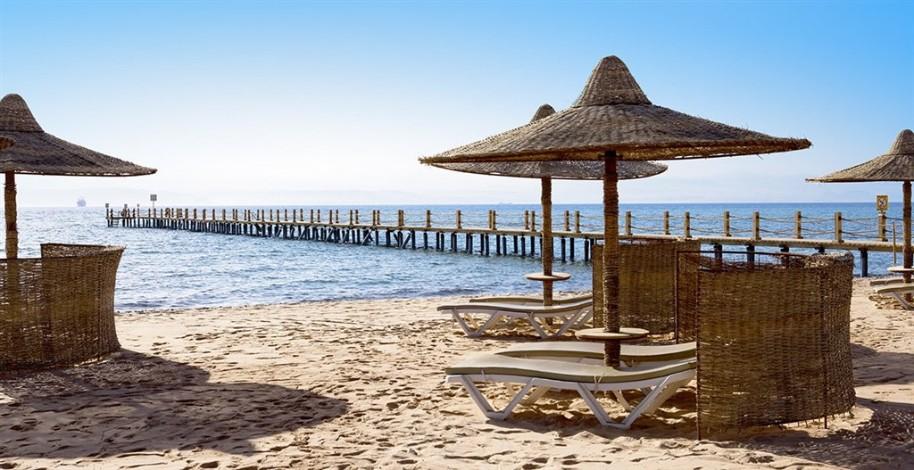Hotel Mosaique Beach Resort Taba Heights (fotografie 12)