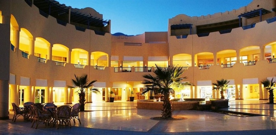 Hotel The Bayview Resort Taba Heights (fotografie 7)