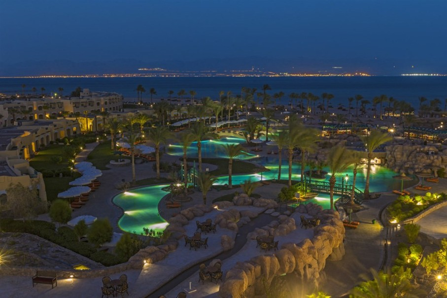 Hotel The Bayview Resort Taba Heights (fotografie 24)