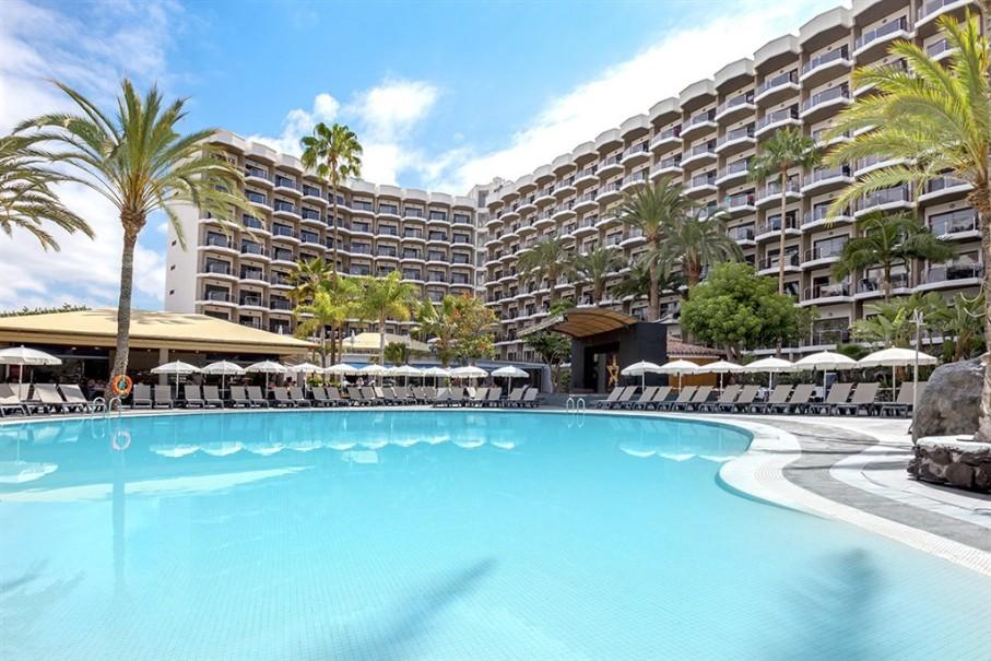 Hotel Occidental Margaritas (fotografie 1)
