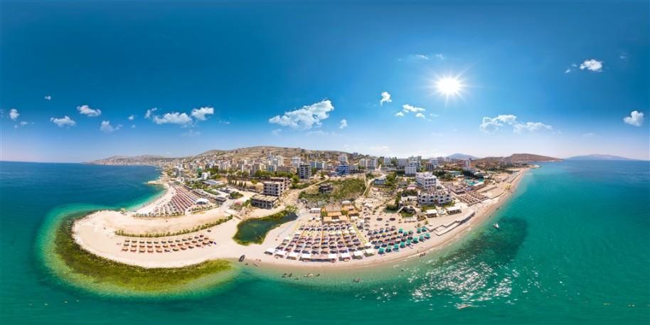 Hotel Seaside Saranda (fotografie 1)