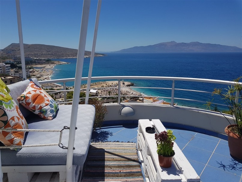 Hotel Seaside Saranda (fotografie 20)