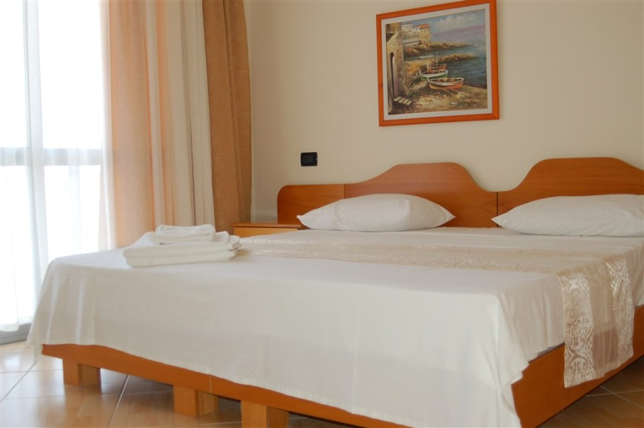 Hotel Seaside Saranda (fotografie 7)