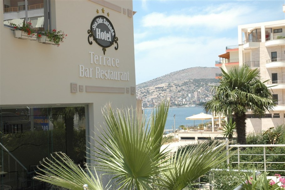 Hotel Seaside Saranda (fotografie 8)