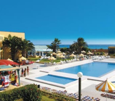 Hotelový komplex El Mouradi Cap Mahdia