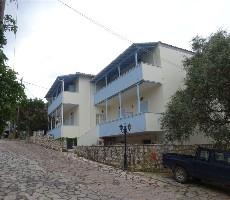 Apartmány Milia