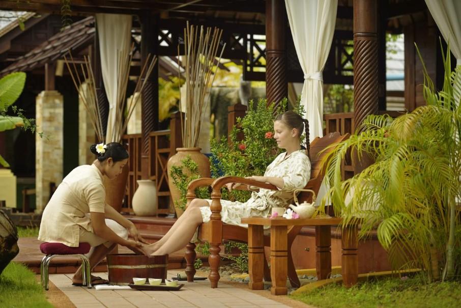 Hotelový resort Paradise Island (fotografie 19)