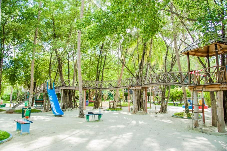 Hotelový resort Paradise Island (fotografie 21)