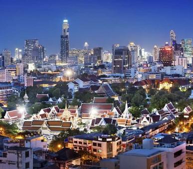 Asijská velkoměsta na dlani s pobytem v Hua Hin