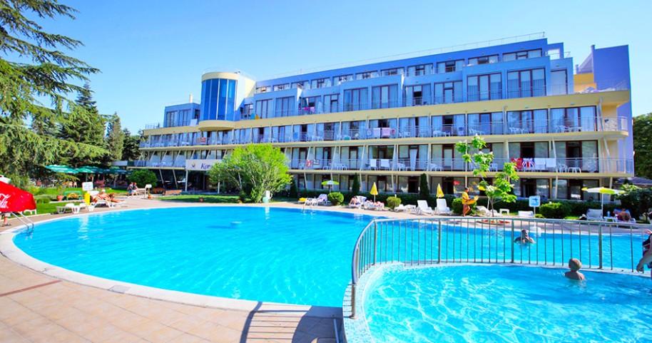 Hotel Koral (fotografie 1)