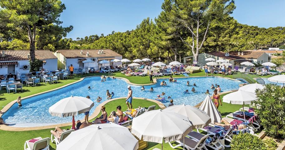 Hotel Fergus Club Europa (fotografie 1)
