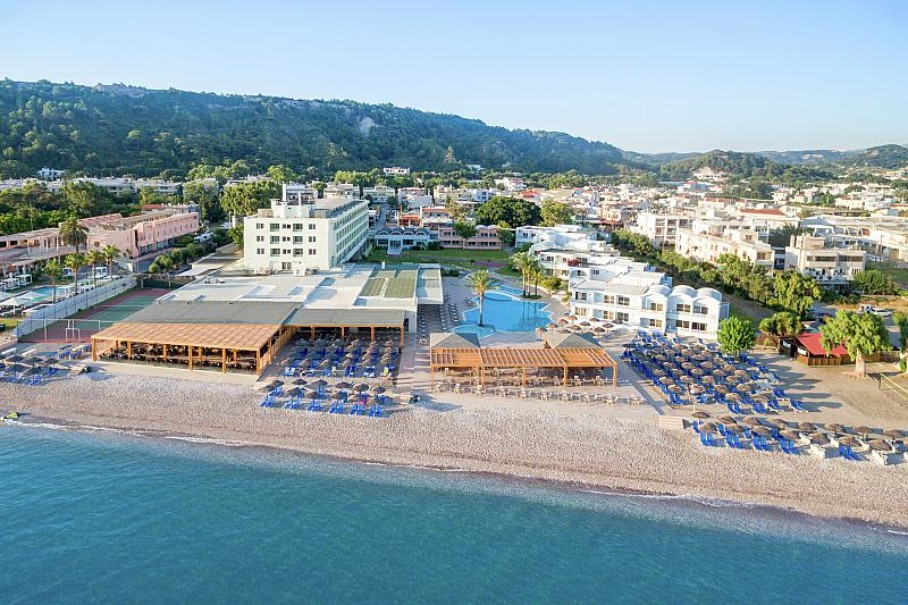 Hotel Avra Beach (fotografie 1)