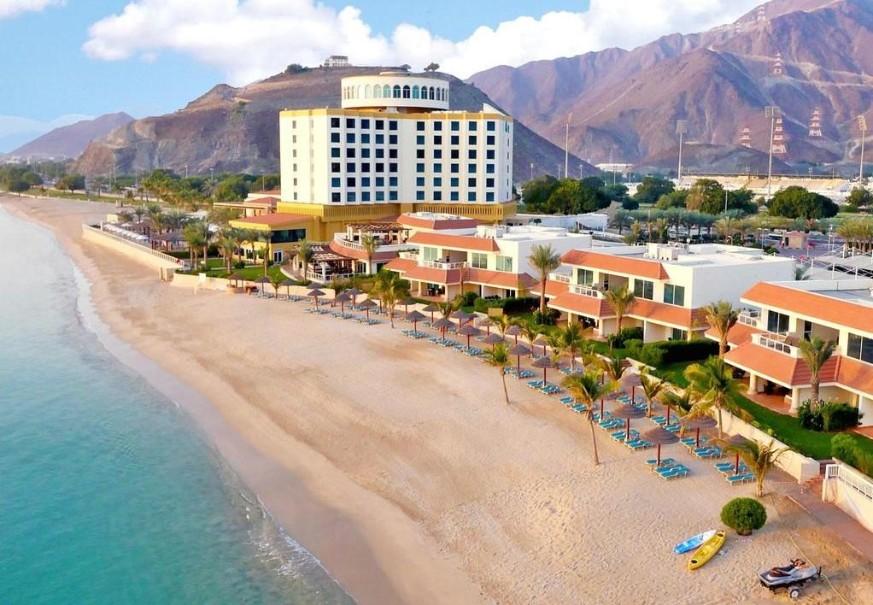 Oceanic Khorfakkan Resort & Spa (fotografie 1)
