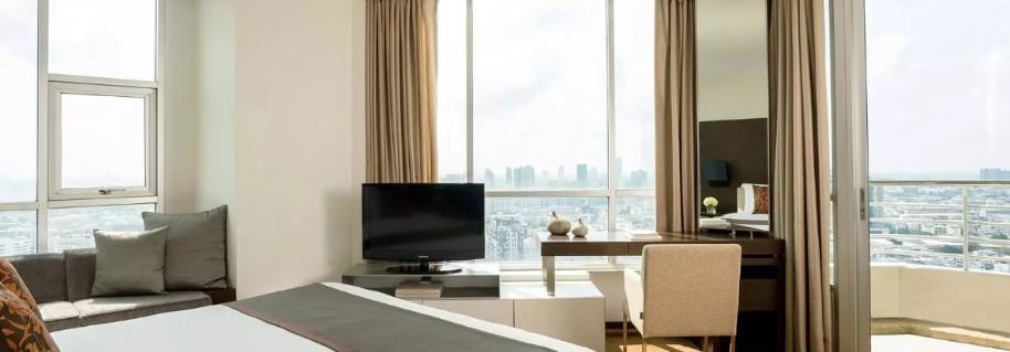 Anantara Sathorn Bangkok Hotel (fotografie 2)