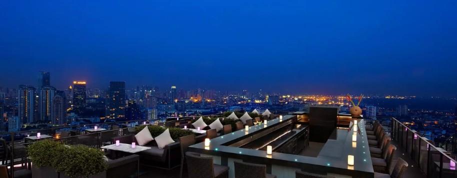 Anantara Sathorn Bangkok Hotel (fotografie 6)