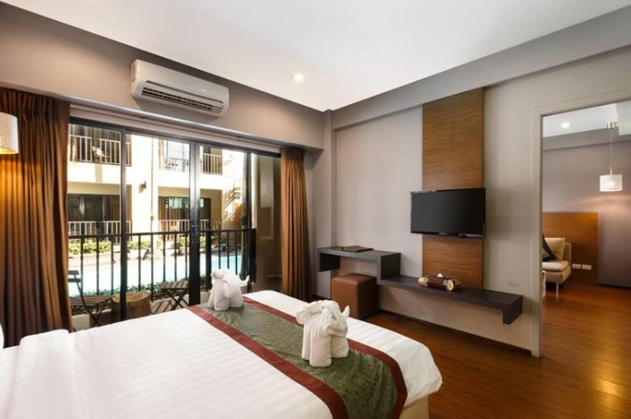 Hotel The Cottage Suvarnabhumi (fotografie 6)