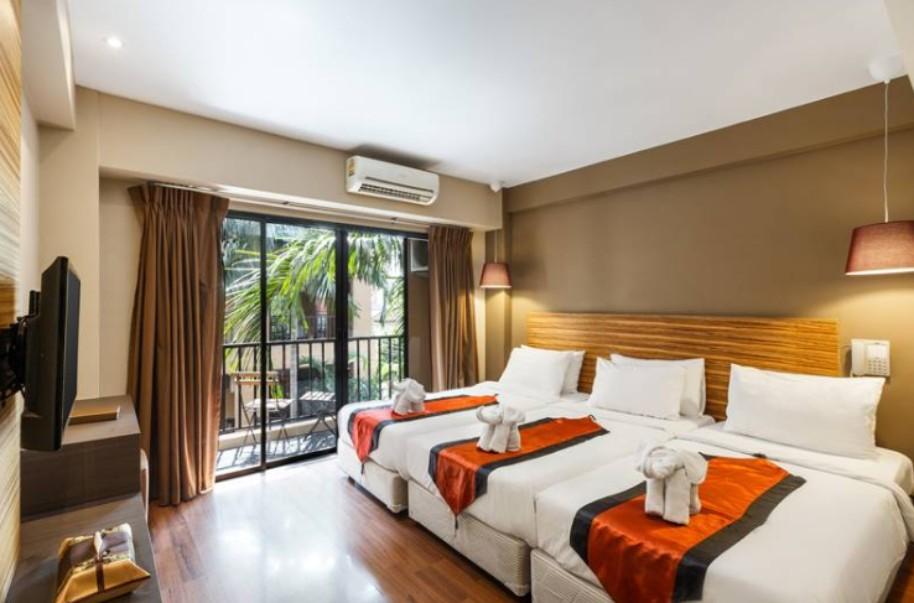 Hotel The Cottage Suvarnabhumi (fotografie 7)