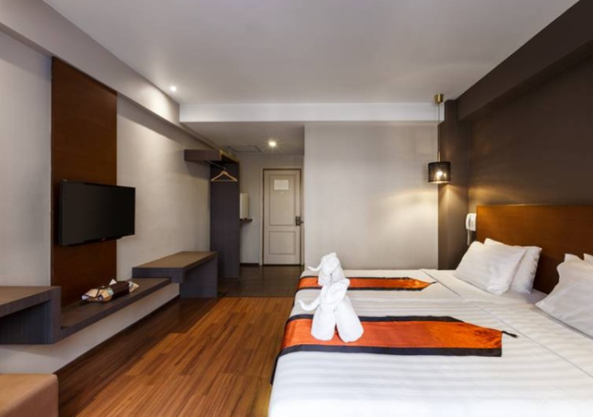 Hotel The Cottage Suvarnabhumi (fotografie 8)