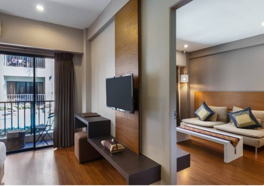 Hotel The Cottage Suvarnabhumi (fotografie 9)