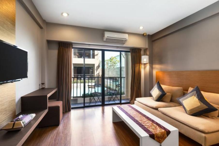 Hotel The Cottage Suvarnabhumi (fotografie 10)