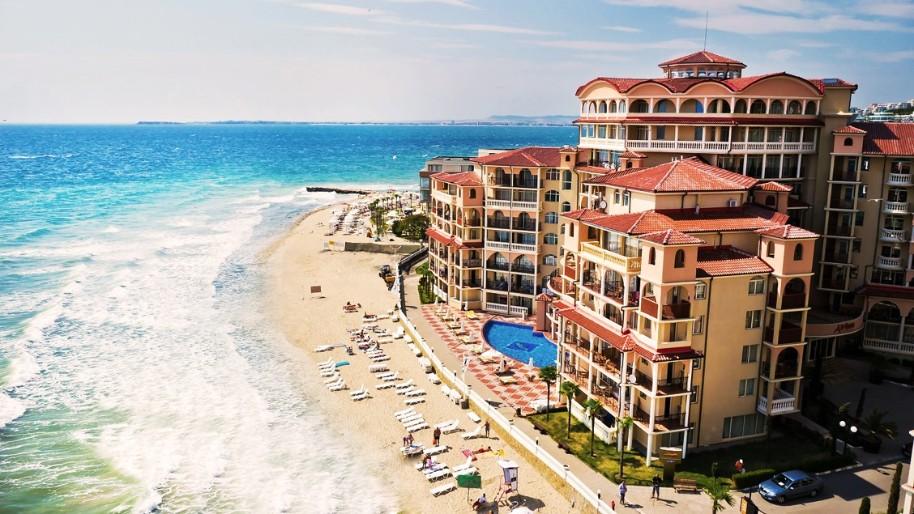 Atrium Beach Hotel (fotografie 14)