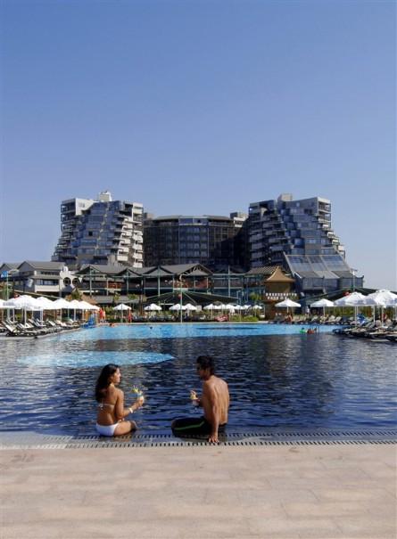 Hotel Limak Lara Deluxe (fotografie 65)