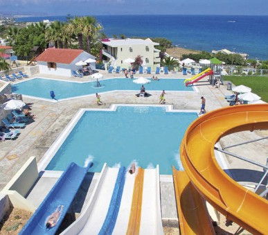 Hotel Rethymno Mare & Waterpark (hlavní fotografie)