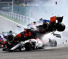 Vstupenky na F1 - Velká cena Belgie 2020