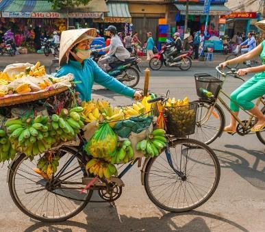 2 noci v Saigonu + Pláž Mui Ne