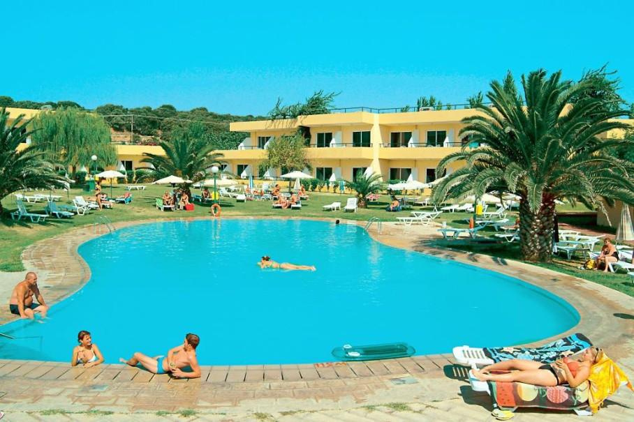 Hotel Princess Flora (fotografie 7)