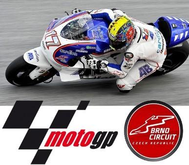 Moto GP - Velká cena Brna