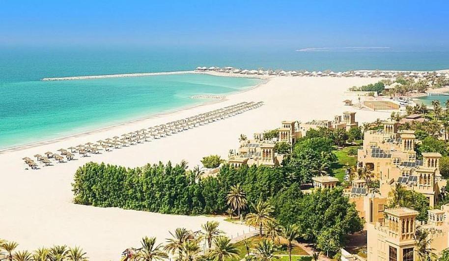 Hilton Al Hamra Beach & Golf Resort (fotografie 1)