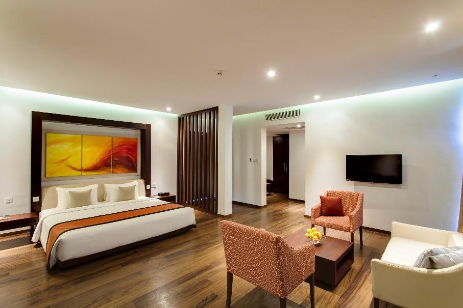 Hotel Citrus Waskaduwa (fotografie 9)