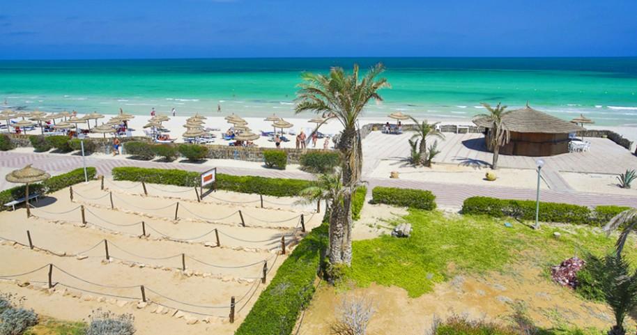 Hotel Aljazira Beach & Spa (fotografie 7)