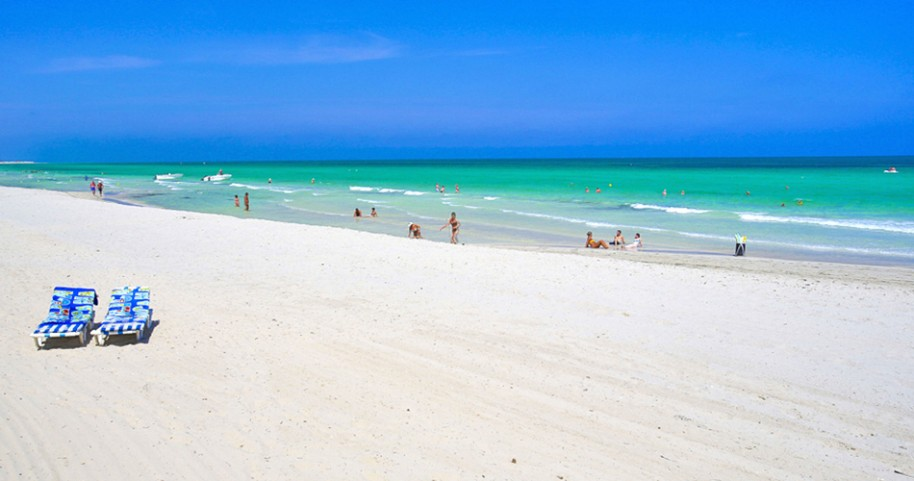 Hotel Aljazira Beach & Spa (fotografie 9)