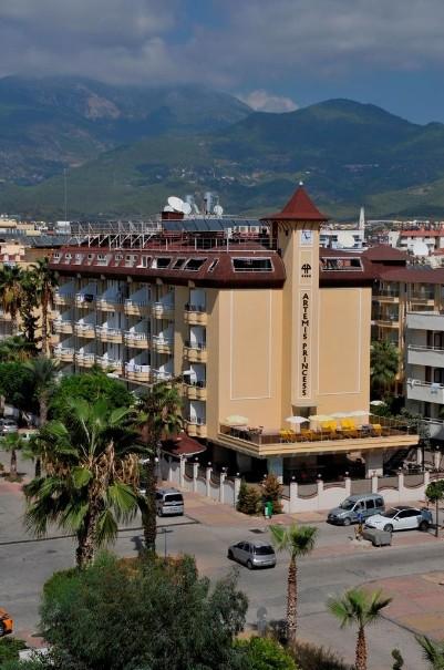 Hotel Artemis Princess (fotografie 16)