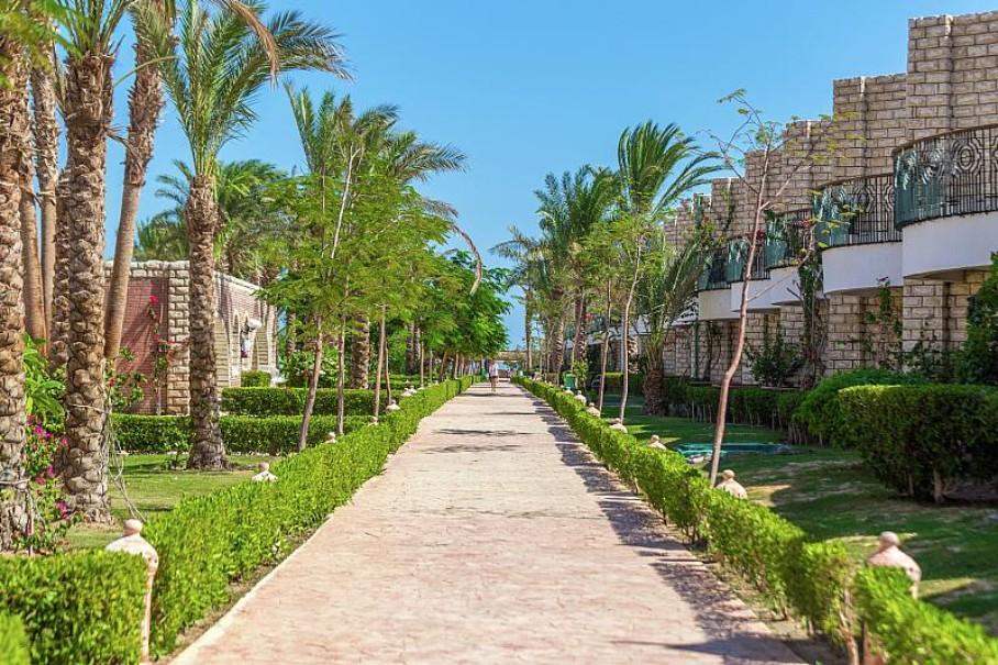 Hotel Aladdin Beach Resort (fotografie 18)